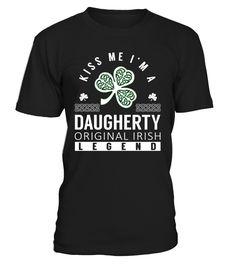 DAUGHERTY Original Irish Legend