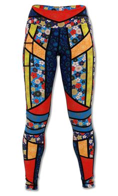INKnBURN - Women's Miko Tights, $89.95 (http://www.inknburn.com/womens-miko-tights/)