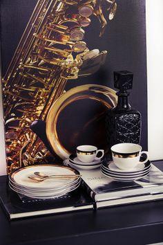 Jazz - Collection Oxford Porcelanas 2014