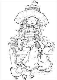 Resultado de imagen para dibujos para colorear de Sarah Kay