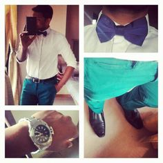 A bowtie is the best ever accessory a man can invest in. They r chic and add elegance to a look