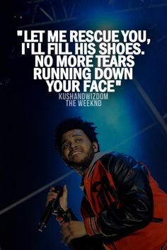 Rescue You - The Weeknd