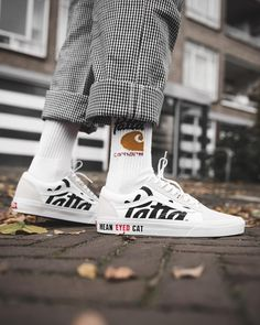 Patta x Vans #vans #fashion #vansoldskool