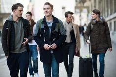 Estilo en las calles de París