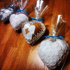 3d wedding hearts