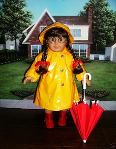 Molly the American Girl doll
