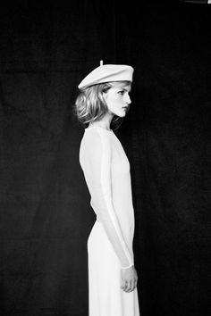 Loulou de la Falaise for BON Magazine