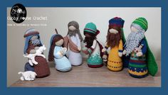 PDF PATTERNS ONLY All the patterns you need to make this beautiful Nativity Set. The MOD patterns to change your dolls into 'Nativity' are complimentary. Patterns included in this package: PDF 1 contains the 3 Basic Doll Patterns: Mother nursing newborn, Empty Nest Hannah, Little
