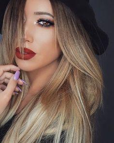 Anastasia Beverly hills lipstick in Saraphine.