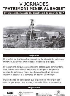 Patrimonio Industrial Arquitectónico: V Jornades de Patrimoni en perill al Bages. Patrim...