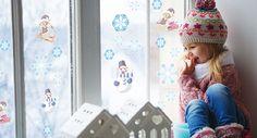 Hier geht´s zu tollen, kindgerechten Deko-Ideen für das kommende Weihnachtsfest ♡