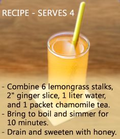 Lemongrass tea has been a folk medicine for a long time now. Read on to find out what are the lemongrass tea uses, its health benefits and how to make it. Lemongrass Recipes, Yummy Drinks, Healthy Drinks, Healthy Recipes, Juice Smoothie, Smoothies, Tea Recipes, Herbal Remedies, Health Foods