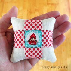 crazy mom quilts: focus quilt-the beginning