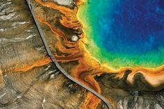 Visão La Flora: Série de fotos mostra a Terra vista do céu