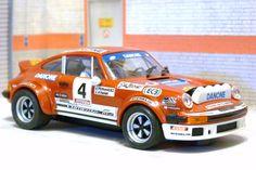 Ninco 50432. Porsche 911 SC.  Rally 2000 Viratges 1979. Joan Fernandez-Joan Aymami. #slotcar Rally Car, Car Car, Slot Cars, Rc Cars, Porsche 911, The Dreamers, Remote, Racing, Dreams