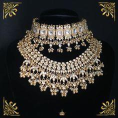 Radiant Fine Jewelry 2018 Ideas Surprising Cool Tips: Jewelry Earrings Opal jewelry packaging plastic.Jewelry For Men Attractive Gu Indian Jewelry Earrings, Indian Necklace, Indian Wedding Jewelry, India Jewelry, Kids Jewelry, Opal Jewelry, Beaded Jewelry, Gold Jewelry, Diamond Jewellery