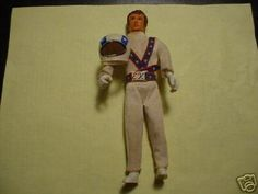 Evel Knievel Doll from the 70s