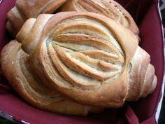 Pan de Hojaldre...ovvero pane sfogliato delle Simili