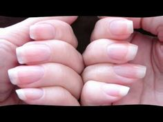 How to grow nails faster? Remedies to speed up nails growth. Grow nails stronger and faster. Get shiny nails. Remedies to grow nail faster. Grow your nails. Nail Growth Faster, Grow Nails Faster, How To Grow Nails, Ongles Plus Forts, Ongles Forts, Gel Manicure At Home, Gel Nails, Nails At Home, Natural Manicure