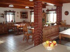 Horská chata U Kokrháče Table, Furniture, Home Decor, Pictures, Decoration Home, Room Decor, Tables, Home Furnishings, Home Interior Design