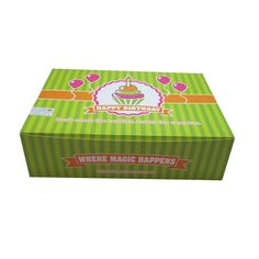 Are you still looking for a reliable cupcake supplies? Transparent Window…