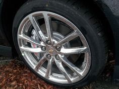 The 2014 Chevy SS has arrived! These fine wheels are what let the 415 hp really come to life!