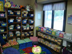 Ms. Fultz's Corner: Classroom Makeover: Reading