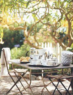 Lovely Rusty Shabby Table