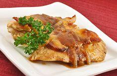 Vemale.com: Ayam Panggang Keju Saus Apel
