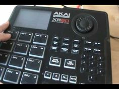 Akai XR20 Review/Tutorial Part 2/6
