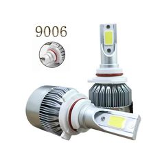 Hot Sale 9006 Led Auto Car Headlight 12V 80W light 8000LM Led Auto Bulbs Cold White Headlamp High Quality