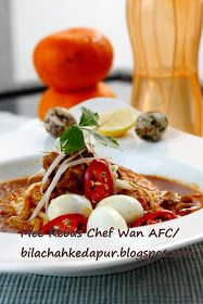 Bila Chah Ke Dapur Mee Rebus Chef Wan Afc