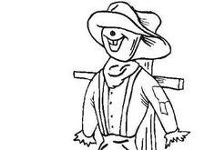 Hoe vogelverschrikker maken voor Halloween. Een vogelverschrikker is bedoeld om vogels af te schrikken in de boomgaard en de moestuin. Met Halloween zetten
