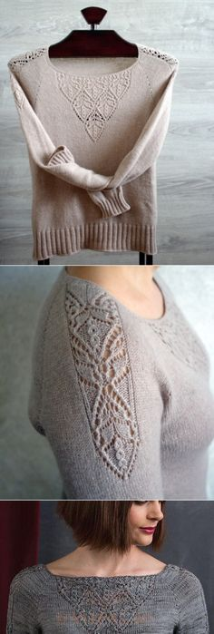 welcome my homepage Crochet Pullover Pattern, Gilet Crochet, Knit Crochet, Lace Knitting Patterns, Knitting Stitches, Tshirt Garn, Clothing Patterns, Etsy, Vintage Ideas