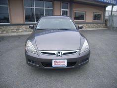 Pre-Owned 2006 Honda Accord EX-L V6 AT