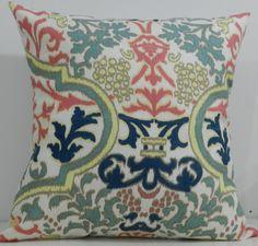 New 18x18 inch Designer Handmade Pillow by milkandcookiesCanada, $28.00
