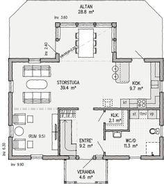 Koster 126   Ett bättre boende. Arkitektritade hus, bygga fritidshus   VärsåsVillan