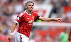 O meia alemão Schweinsteiger não é mais jogador do Manchester United. Sem espaço…