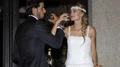 cotibluemos: Así fue la boda de Alba Carrillo y Feliciano López...