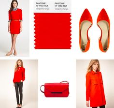 pantone color of 2012 is tangerine tango.  what are you waiting for!!!!