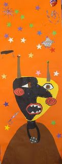 25 Picasso Inspired Art Projects For Kids – Page 24 – Play Ideas Halloween Art Projects, Fun Projects For Kids, Art For Kids, School Projects, Kids Crafts, 7 Elements Of Art, Elementary Art Lesson Plans, Picasso Art, Pablo Picasso