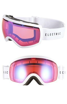 baaa86eef6c5 ELECTRIC EG 2.5 215mm Snow Goggles