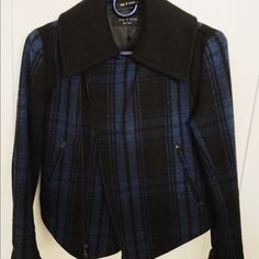 Rag & Bone Wool Jacket Very good condition, easy to style with other clothes! rag & bone Jackets & Coats