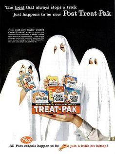 1959 halloween ad