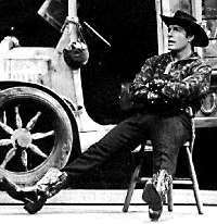 One of Robert Horton 's most poignant performances was in the Ford Theatre production ofPortrait of Lydia, co-starring Donna Reed. Description from fiftiesweb.com. I searched for this on bing.com/images