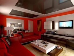 HOUSE INTERIOR | Living room ideas and living room designs 2017 | http://house-interior.net