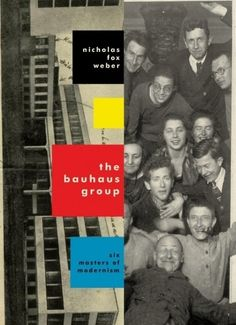 The Book Cover Archive: The Bauhaus Group, design by Peter Mendelsund