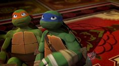 Which Ninja Turtle would you date? Its really hard to choose, but I would choose LEO! <3