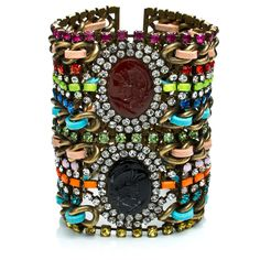 I'm in love with Dannijo Jewelry. This bracelet is my favorite!