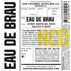 Limited release alert!!! This Saturday at the distillery.  http://ift.tt/1P6SsUs by dcdistillers